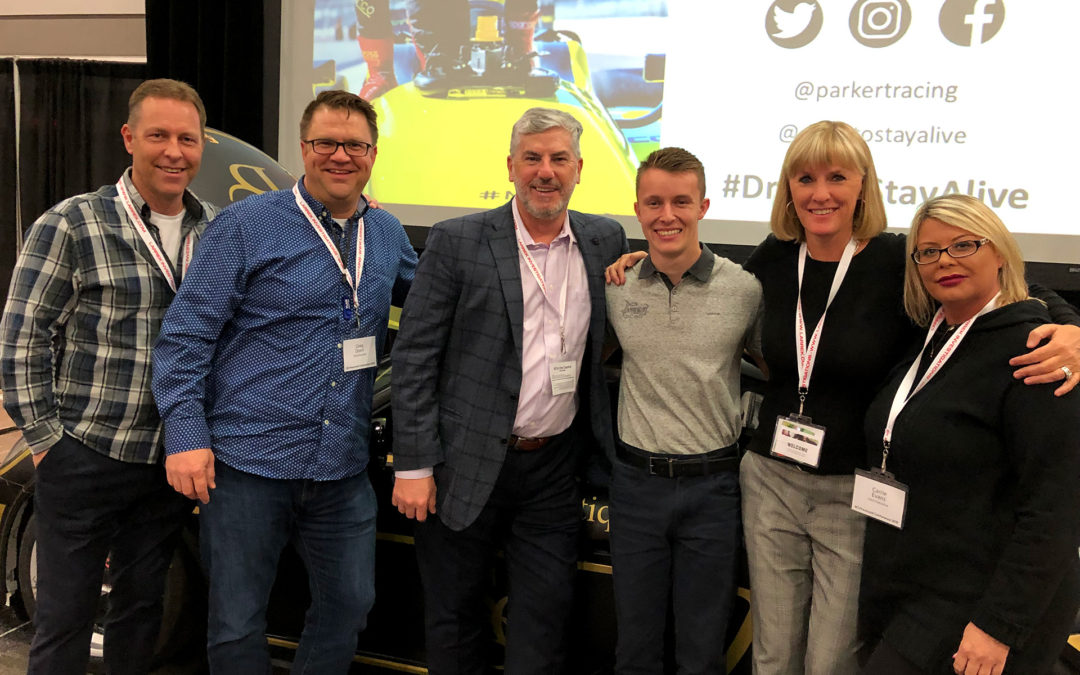 Drive To Stay Alive Visits KO Claims Conference in Ottawa, Ontario